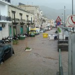 Alluvione a Lipari