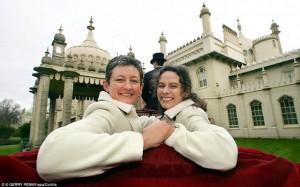 Matrimonio gay in Inghilterra