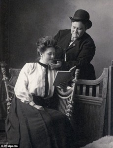 Un coppia lesbica del 1900