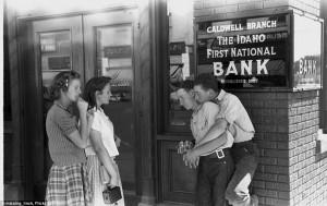 Gay e lesbiche negli anni '50