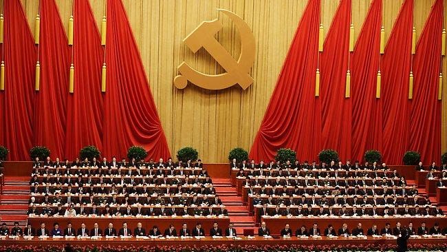 congresso partito comunista cinese