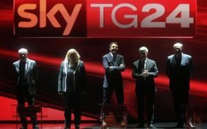 Candidati alle primarie di centrosinistra (SkyTg24)