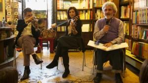 Paolo Fresu, Sonia Peana e Bruno Tognolini a Shortime, Time in Jazz