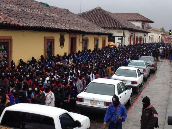 ezln messico zapatisti