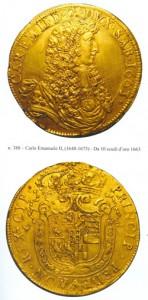 monete di casa savoia