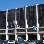 Palazzo Consiglio Regionale a Cagliari