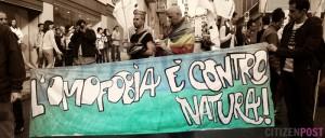 Sassari condanna la violenza omofoba