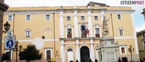 Municipio di Oristano in piazza Eleonora