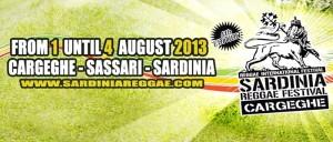Sardinia Reggae Festival 2013 a Cargeghe