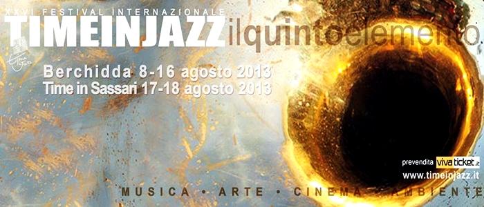 XXVI Time in Jazz, il festival diretto da Paolo Fresu