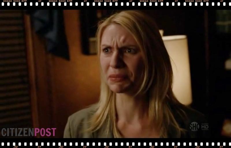 Carrie nella seconda stagione di Homeland