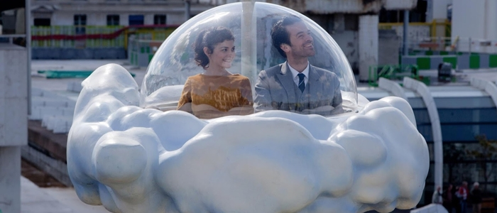 Scena del film Mood Indigo di Michel Gondry