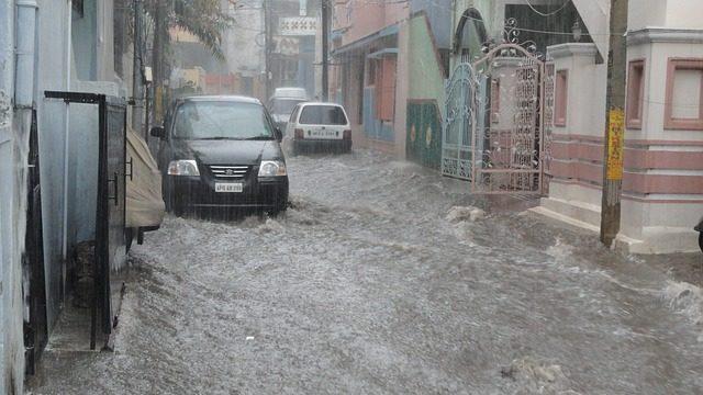 Alluvioni e bombe d'acqua