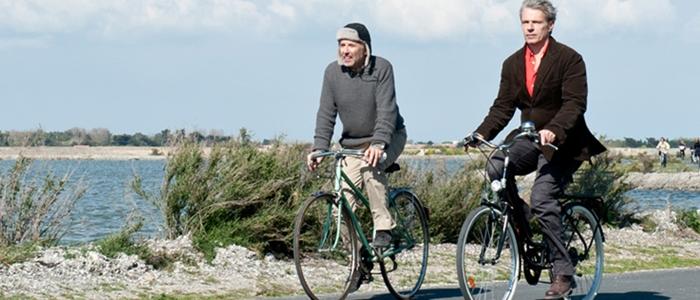 La recensione del film Molière in bicicletta