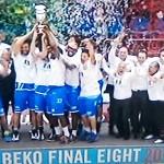 La Dinamo Sassari vince la Coppa Italia