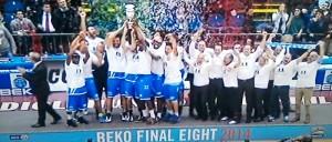 Olimpia Milano contro Dinamo Sassari, playoff di basket