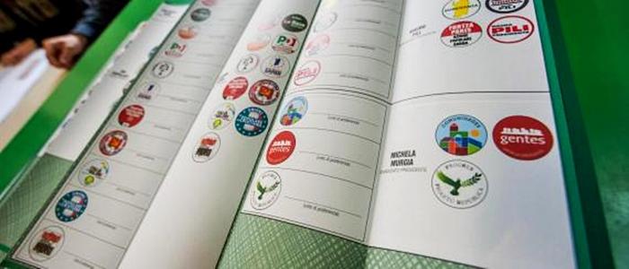 Spoglio e risultati delle elezioni in Sardegna