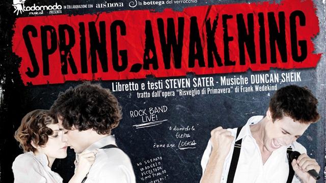 A Padova il musical Spring Awakening