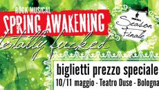 A Bologna il musical Spring Awakening