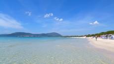 Spiaggia di Maria Pia ad Alghero