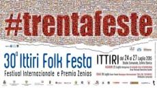 Ittiri Folk Festa 2015: trentesima edizione