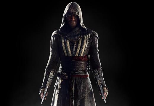 La prima immagine di Michael Fassbender in Assassin's Creed