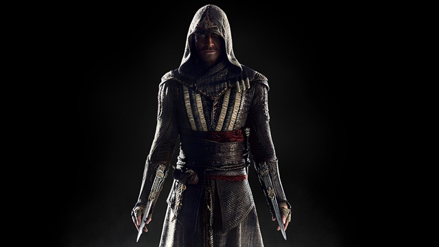 La prima immagine di Michael Fassbender in Assassin's Creed
