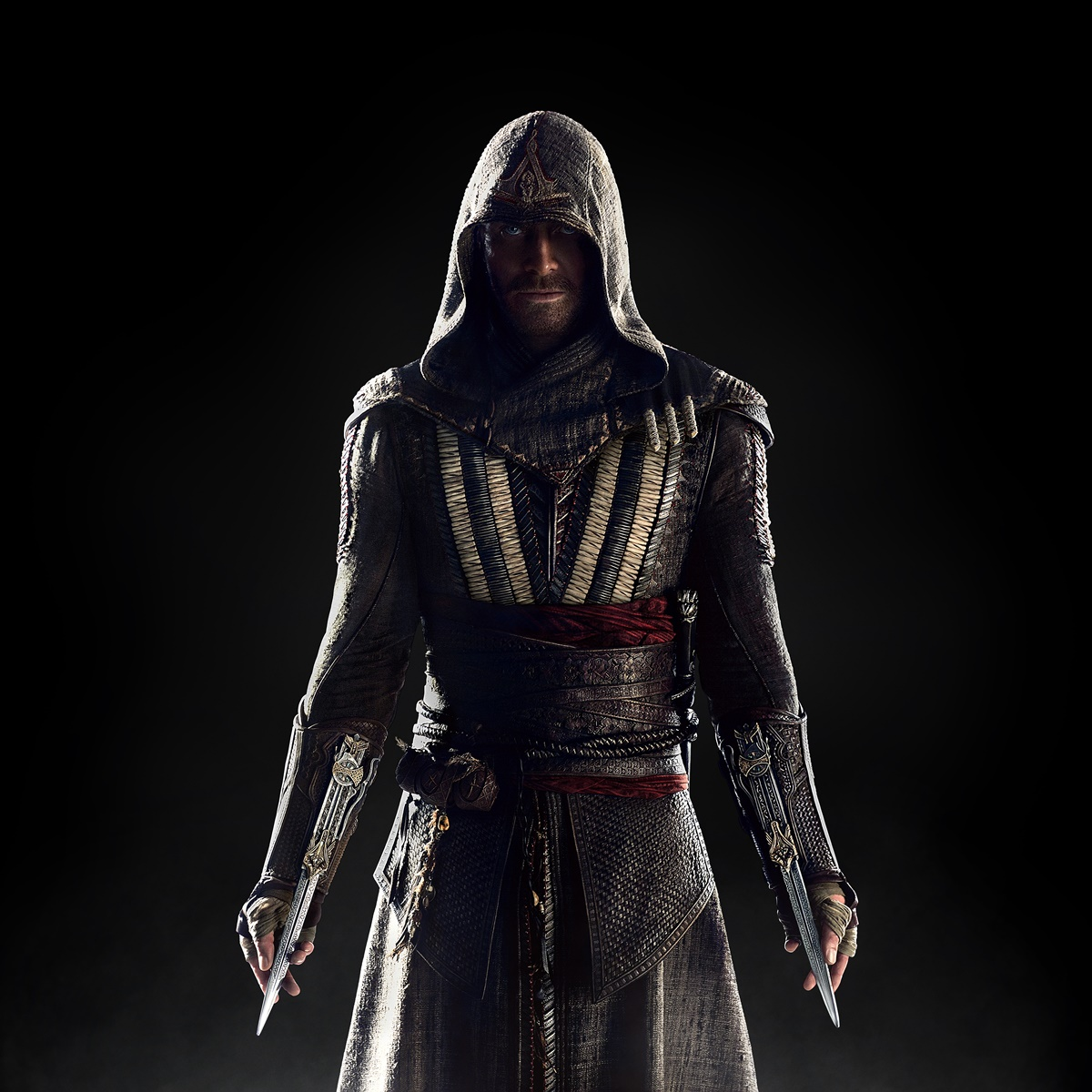 Come sarà Michael Fessbender in Assassin's Creed