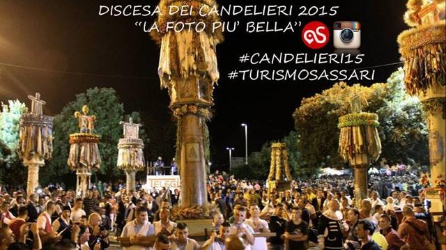 Candelieri 2015 Sassari