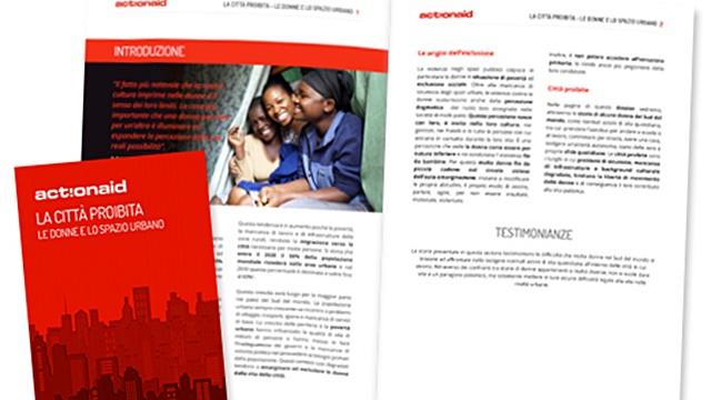 Dossier Actionaid sulla Risoluzione 1325 e i diritti delle donne
