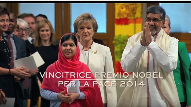 Il trailer italiano del film Malala