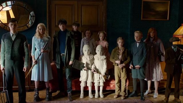 La casa per bambini speciali di Miss Peregrine trailer