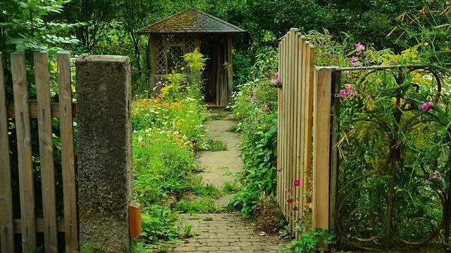 Arredare giardino