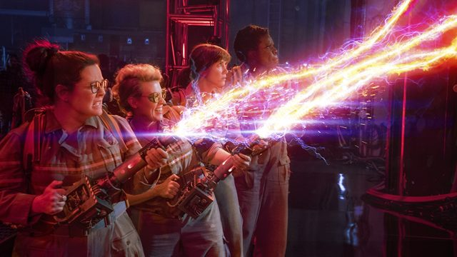 Cast di Ghostbusters