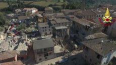 Terremoto Centro Italia: Amatrice