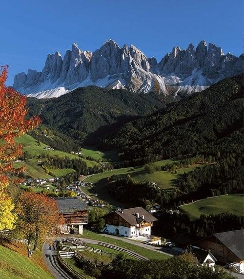 Val di Funes e Alta Badia
