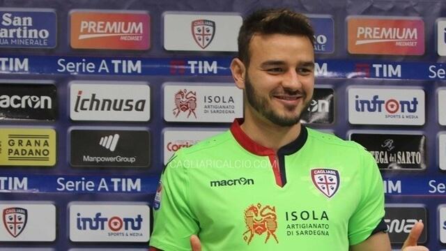 Gabriel al Cagliari Calcio