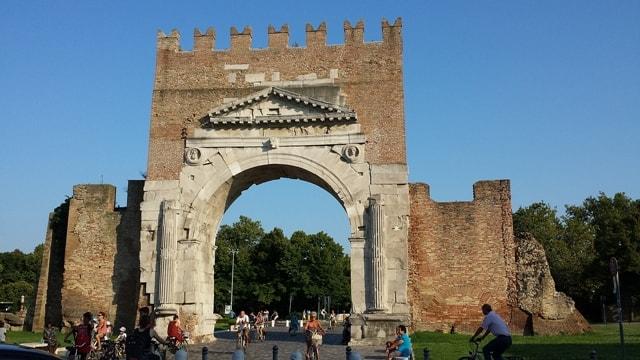 Vacanza a Rimini