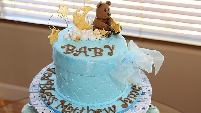 Come si organizza un baby shower party