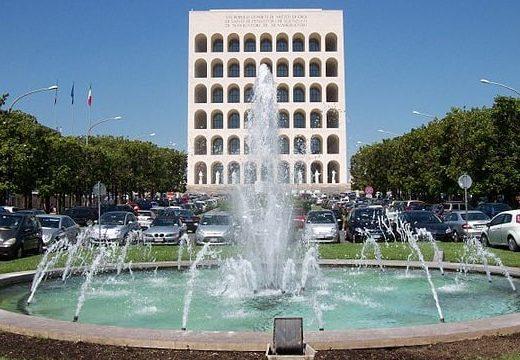 Quartiere EUR di Roma