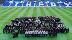 Foto staff Tottenham 2017
