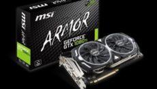 Recensione MSI GeForce GTX 1080 Ti Armor