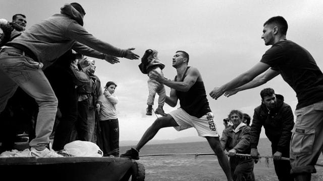 Mostra sui migranti al Museo della Tonnare di Stintino