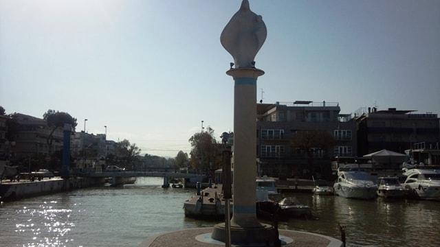 Madonna del mare Riccione