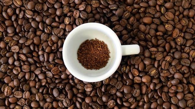 Caffè al ginseng solubile