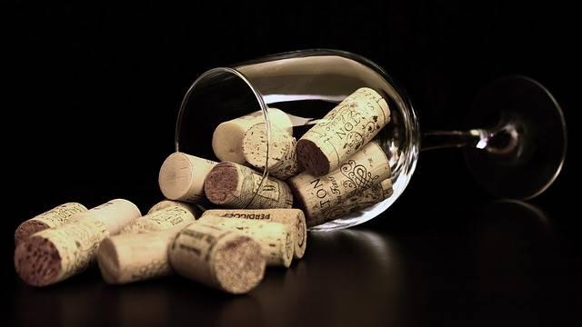 Riconoscere buon vino dal tappo di sughero