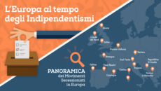 Indipendentismo in Europa