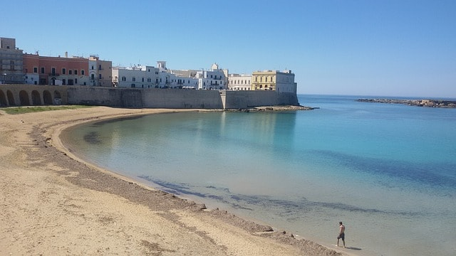Vacanza a Gallipoli