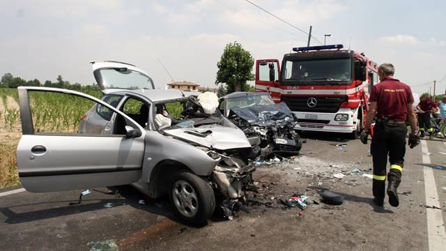 Rapporto Ispra incidenti stradali