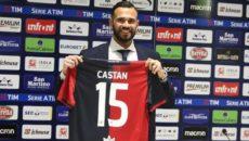 Cagliari Calcio Leandro Castán